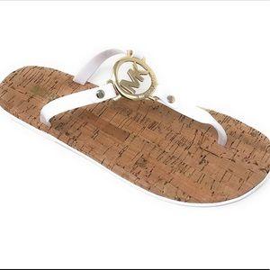 Michael Kors thongs sandals